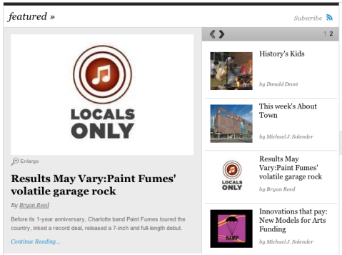 Results May Vary: Paint Fumes' volatile garage rock